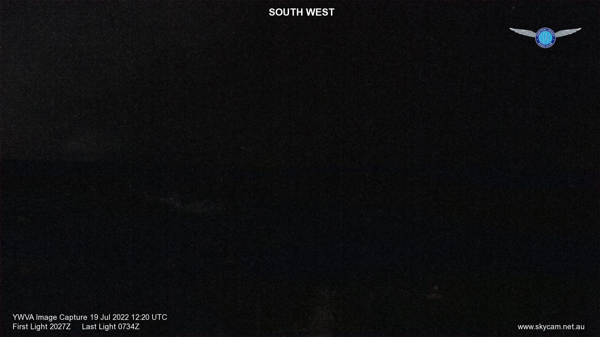 Warnervale aerodrome wx cams